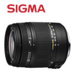 Sigma Objektiv AF 18-250mm für Canon oder Nikon um je 279€