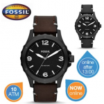 Fossil JR1450 Herrenarmbanduhr inkl. Versand um 55,90€