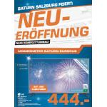 Saturn Salzburg Europark Neueröffnung Teil 2 – alle Eröffnungsangebote vom 08. – 10.09.2014 im Preisvergleich!