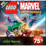 LEGO Weekend – 75% Rabatt – z.B.: Marvel Superheroes um 4,99€