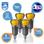 Philips LED-Lampen im 4er & 8er Pack günstig bei iBOOD.at
