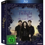 Twilight-Saga Complete Collection (Blu-Ray)
