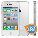 Apple iPhone 4S 32GB refurbished inkl. Versand um 285,90€
