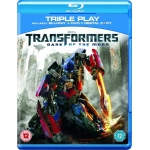 Transformers 3: Dark of the Moon (Blu-Ray) um ca. 3,70€ inkl. Versand