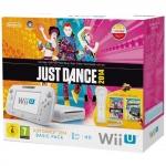 Nintendo Wii U Basic Pack – 8GB + Just Dance inkl. Versand um 194,97€