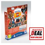 PS Vita LEGO Mega Pack mit 16GB Speicherkarte und 6 LEGO Games um 37€
