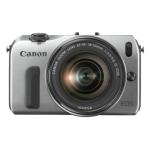 Saturn Tagesdeal: Canon EOS-M 18-55IS STM Digitalkamera um 279€