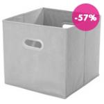 Aufbewahrungsbox für Raumteiler (z.B. Expedit von Ikea) um 2,99€
