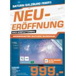 Saturn Salzburg Europark Neueröffnung Teil 3 – alle Eröffnungsangebote vom 11. – 18.09.2014 im Preisvergleich!