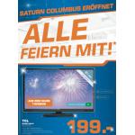 Saturn Columbus eröffnet und alle Märkte im Großraum Wien feiern mit – alle Eröffnungsangebote vom 11. – 16.09.2014 im Preisvergleich!