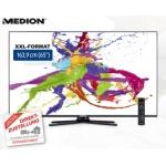 65″ Medion LED Backlight TV um 999€ inkl. Lieferung bei Hofer