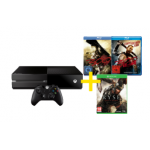 Saturn Tagesdeal: XboxOne Konsole + 300 + 300:RoE auf Blu-Ray + Ryse:Son of Rome (Game) um 377€