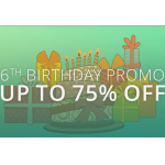 GOG 6th Birthday Promo: Year Six – Games bis zu 75% reduziert