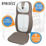 HoMedics Massageauflage mit Heizfunktion inkl. Versand um 105,90€