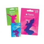 -15% auf iTunes-Karten von 18. bis 20. September 2014