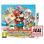Paper Mario: Sticker Star für Nintendo 3DS inkl. Versand um 27€