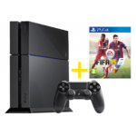 Sony PlayStation 4 Konsole + FIFA 15 inkl. Versand um nur 399€