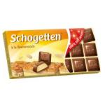 Schogetten (Sorte: Bienenstich) kostenlos bei Probiermal.at