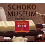 Heindl Schokomuseum: 2 Eintrittskarten inkl. Führung um 7€