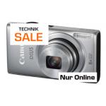 Canon Digitalkamera Ixus 135 in silber um 95€