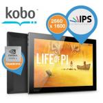 Kobo Arc 10″ HD Tablet mit 16GB Speicher um 175,90€ inkl. Versand