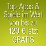 Amazon App-Shop für Fire und Android: 27 gratis Apps und Games bis 27.September