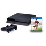 Playstation 4 Konsole + Fifa 15 inkl. Versand um 399€