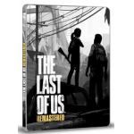The Last of Us Remastered Steelbook für PS4 inkl. Versand um 39,97€