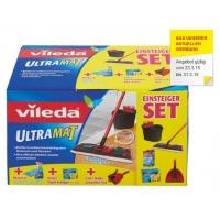 Vileda Ultramat Einsteigerset inkl. Versand um 25 € bei Möbelix