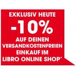 10% Rabatt und kostenloser Versand im Libro Online Shop am 3.10.2014