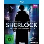 Sherlock Season 1 – 3 um 38,88€ bei Amazon.de