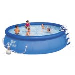 50% Extra-Rabatt auf Pools & Zubehör – z.B.: Intex Easy-Set-Pool 457x107cm + Pumpe um 101,65€ statt 203,30€