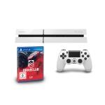 PlayStation 4 Weiss + DriveClub inkl. Versand um 399 Euro