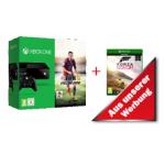 XboxOne Konsole + Fifa15 + Forza Horizon 2 + 2 Controller + Xbox Live Gold Mitgliedschaft für 3 Monate um 399€
