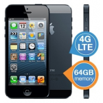 Apple iPhone 5 64GB refurbished inkl. Versand um 455,90€