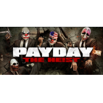 PAYDAY™ The Heist 24h kostenlos auf STEAM