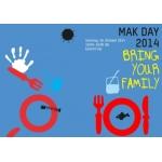 MAK-Day 2014: Freier Eintritt am Sonntag dem 26.10.2014 von 10:00 –18:00 Uhr