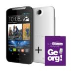 HTC Desire 310 um 117,63€ & Samsung Galaxy S5 inkl. Gear Fit um 512€