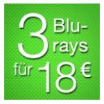 3 Blu-rays für 18€ auf Amazon.de bis 2. November 2014