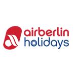 airberlin holidays: 50€ Rabatt auf Reisen ab 500€ Gesamtwert – exklusiv für Urlaubshamster – nur bis 31.10.2014 gültig