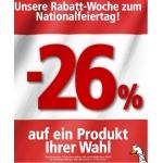 -26% bei Reiter – Betten & Vorhänge auf ein Produkt nach Wahl