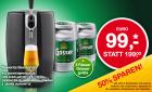 Reminder> Nur Heute: Beertender zum halben Preis inklusive 2 Fässer Gösser um 99€ @Interspar.at