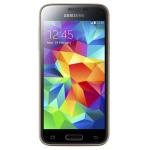 Samsung Galaxy S5 Mini G800F gold inkl. Versand um effektiv 269,25€