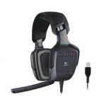 Logitech G35 PC-Gaming Headset schnurgebunden um 89€