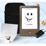 Buch Wien: Tolino Shine eReader + Neoprentasche + USB-Netzstecker + 10 € Weltbild Geschenkkarte um 89 €