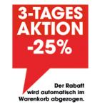 Libro 3 Tagesaktion: -25% auf z.B. Spielwaren