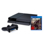PlayStation 4 Konsole + SingStar Ultimate Party + Call of Duty: Advanced Warfare oder Assassin's Creed Unity inkl. Versand um 399€