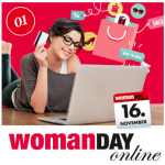 Woman Day Online am 16. November 2014 – alle Aktionen