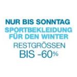 -60% auf Restgrössen-Wintersportbekleidung auf Amazon