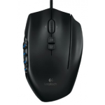 Logitech G600 MMO Optical Gaming Mouse inkl. Versand um 39,99€